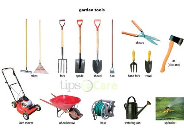 Best Common Tools Used For Gardening Tools Used For Gardening