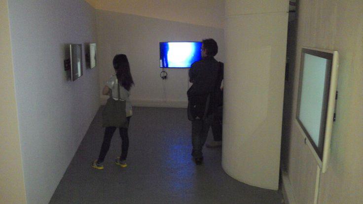 Kunstausstellung in der Eventlgalerie Forum Factory in Berlin