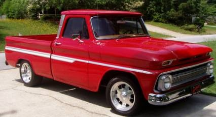 Cute (1966): Classic Trucks,  Pickup Trucks