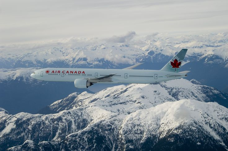 air canada | ... Air Canada Boeing 777 much like this joined in the search. Photo: Air