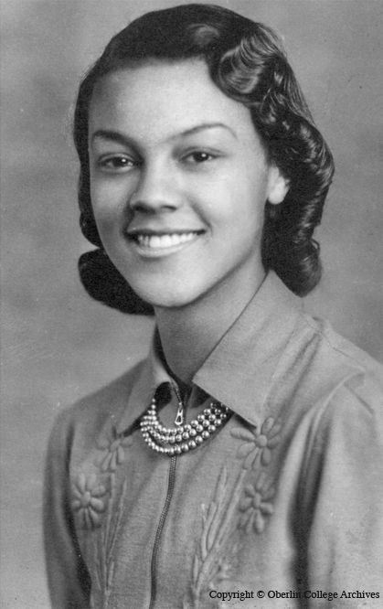 Jewel S. LaFontant-MANkarious (1922-1997), A.B. Oberlin 1943, '79 hon., trustee 1981-86. She was the first African American woman to serve as assistant U.S. attorney and the first African American woman to argue a case before the U.S. Supreme Court. #herstory #women's #History