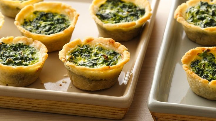 Use Pillsbury® Gluten Free refrigerated pie and pastry crust dough to make tasty mini quiches everyone will love! This quick video shows helpful hints on how to prep 'em.