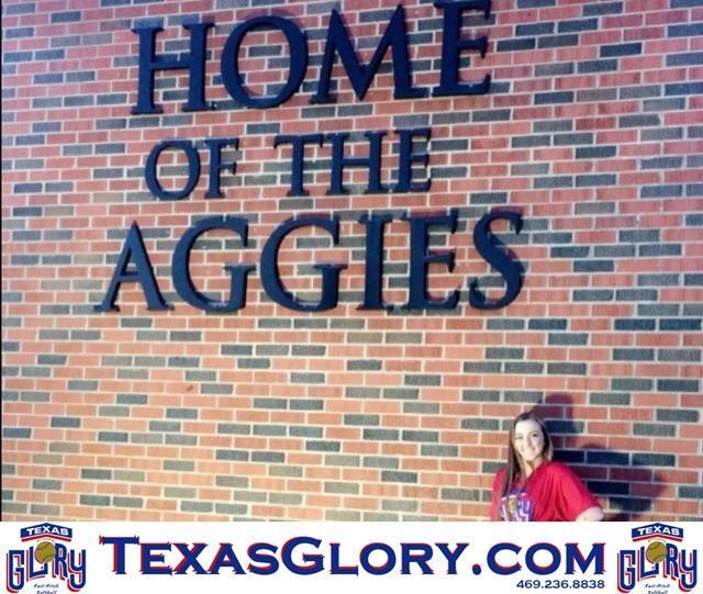 Kacie Gilreath commits to Cameron University.  The Brock High School senior plays on our 18u Texas Glory (White) squad. Congrats Kacie!