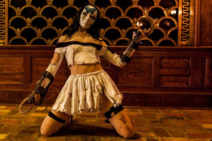 Sofia Lamb Cultist / Spider Splicer by Tarapotamus (from BioShock 2)