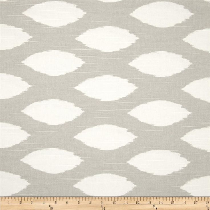 Premier Prints Slub Chaz French Grey from @fabricdotcom  Screen printed on cotton slub duck (slub cloth has a linen appearance); this versatile medium weight fabric is perfect for window treatments (draperies, valances, curtains and swags), accent pillows, upholstering furniture, headboards, ottomans and poufs. Colors include white and French grey.