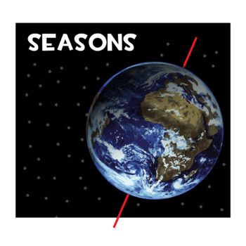 Seasons - This resource is perfect for teachers who need an easy to download and print, engaging lesson on why we have seasons. Lesson includes: Bell ringer/warm-up activity (Engage) Anchor Charts (Anchor) - there is a student anchor chart that has blank spaces for