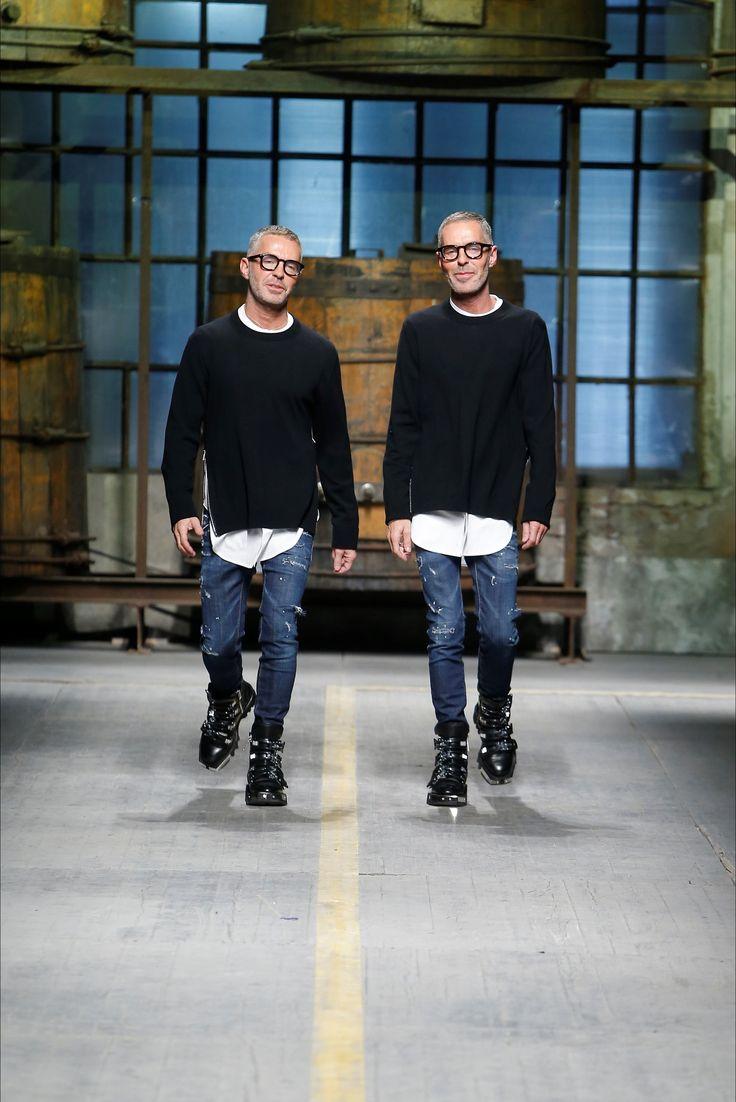 Sfilata Moda Uomo DSquared2 Milano - Autunno Inverno 2017-18 - Vogue