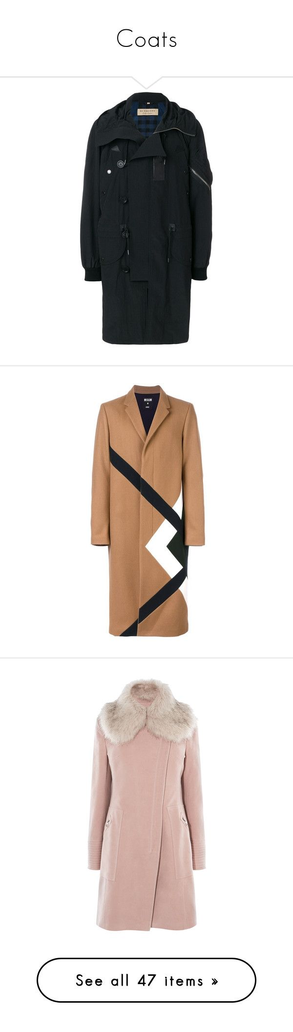 """""""Coats"""" by svmsrzybk ❤ liked on Polyvore featuring men's fashion, men's clothing, men's outerwear, men's coats, black, burberry mens coat, mens toggle coat, mens hooded coat, mens parka coats and mens hooded toggle coat"""