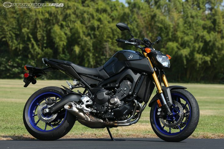 Yamaha's Inline Triple Crossplane Concept has found its first home, the 2014 Yamaha FZ-09.