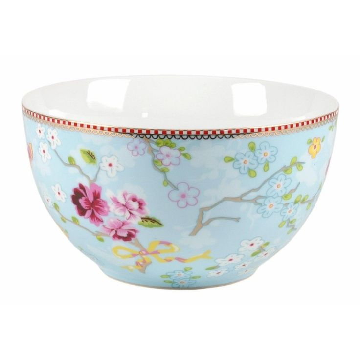 The Pip Studio Blue Chinese Rose Bowl is in stock at Gifts and Collectables as well as a selection of other Pip Studio porcelain and giftware
