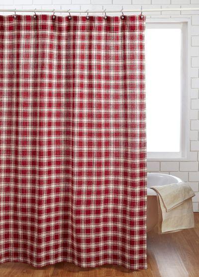1000 Images About Primitive Shower Curtains On Pinterest
