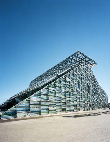 Maritime Centre Vellamo | Kotka, Finland | LAHDELMA & MAHLAMÄKI ARCHITECTS