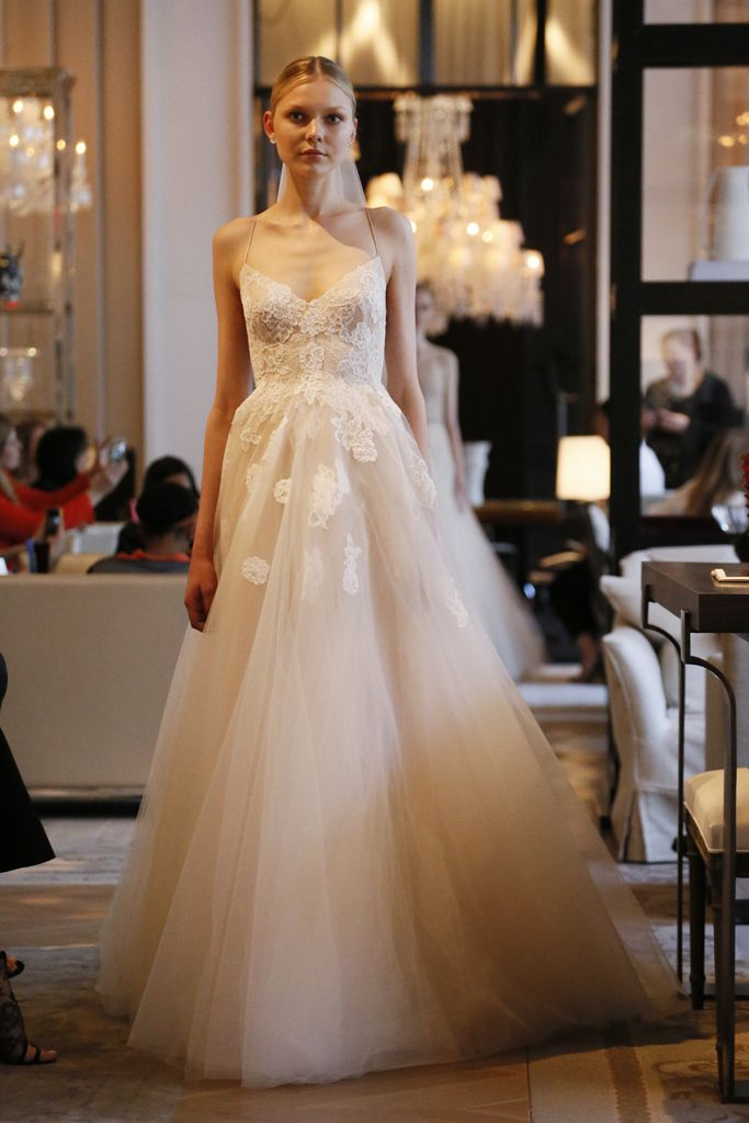 82 best Fashion - Monique Lhuillier images on Pinterest | Wedding ...