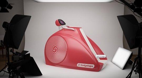 Vacu Activ BODYSHAPE este un aparat unic de remodelare corporala. Poti exersa pe banda de alergare, pe stepper sau pe bicicleta, iar in acelasi timp sa te bucuri de actiunea vacuumului si a razelor infrarosii. Programele sunt adaptate atat pentru incepatori, cat si pentru avansati. Tehnologii integrate (customizare): - aromatherapy - chromoterapy - ozonetherapy - breeze - infrared IR - LED colagen pentru rejuvenare - electrostimulare - aer ionizat