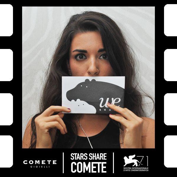 Lavinia Fiorelli #CometeGioielli #Venezia71