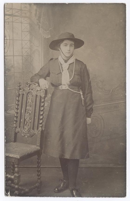 1910s/1920s Girl Guide