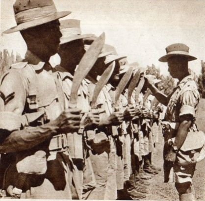 Period photos of Gurkhas and Kukri's....Post 'em!