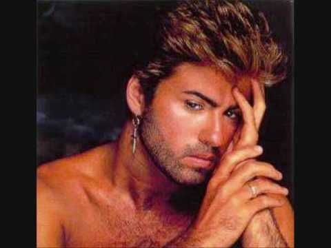 George michael father figure.. one of my fave sexy songs ever probly in top 5