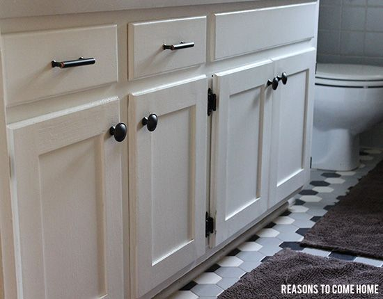 updating cabinets on a dime bathroom pinterest cabinets and