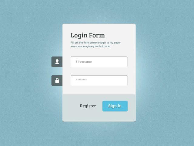 Source Code Login, Register, dan Logout Script  - www.terraligno.com