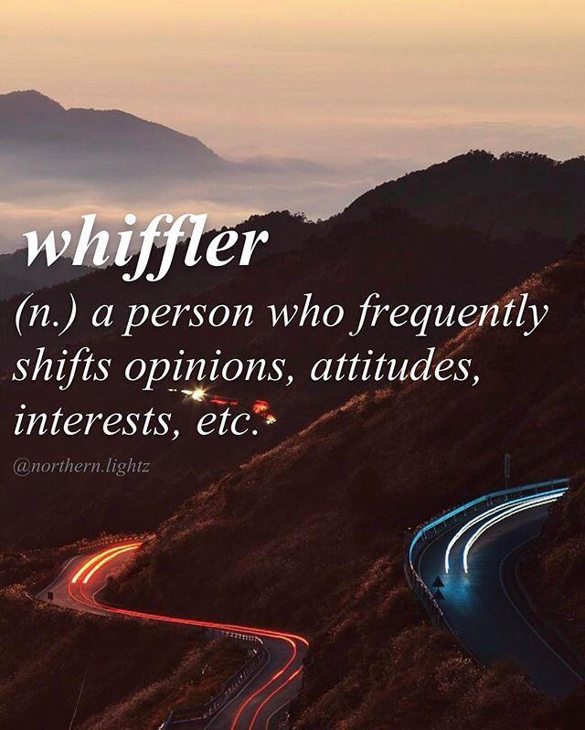 Whiffler~ (Middle English)