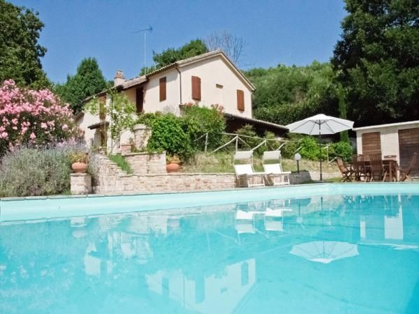 #swimming #pool in the #Marche region #Italy