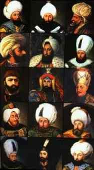 The Ottoman sultan was the absolute ruler of the territory. He was the head of the state and head of the government, and his words were the Law. He was the political, military, judicial, social, and religious leader. This site lists all 36 sultans who ruled between 1299-1922.