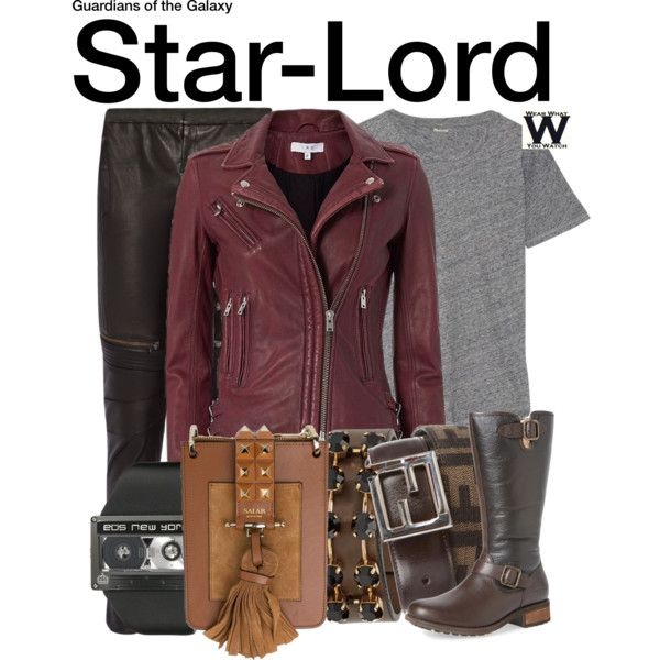 Inspired by Chris Pratt as Star-Lord in the Marvel Guardians of the Galaxy franchise.