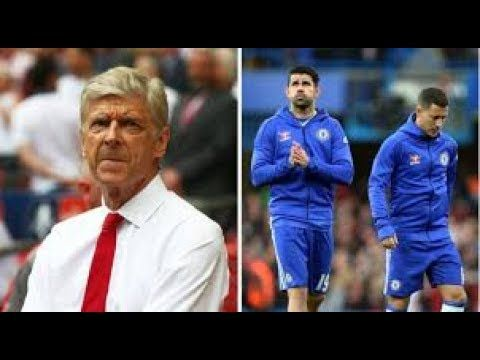 Arsenal Transfer News: Piers Morgan wants Arsene Wenger to sign Chelsea star Diego Costa