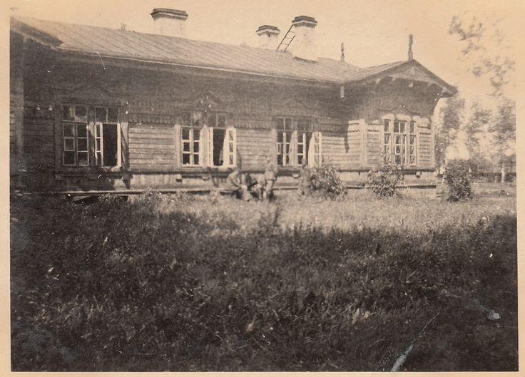 Skierniewice - zdjęcia niezidentyfikowane, Skierniewice - 1944 rok, stare zdjęcia