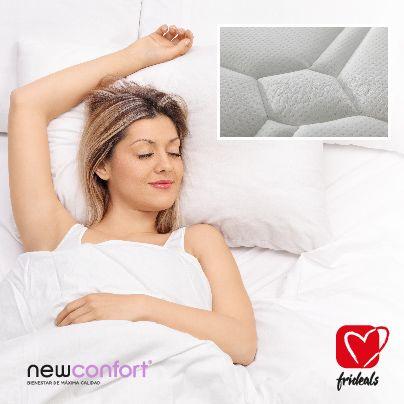 SOLO HOY: Mejora tu descanso con este colchón viscoelástico cachemir fabricado en España y disponible en cualquier medida de ancho y/o largo ¡Pide el TUYO! #WeLoveFridays
