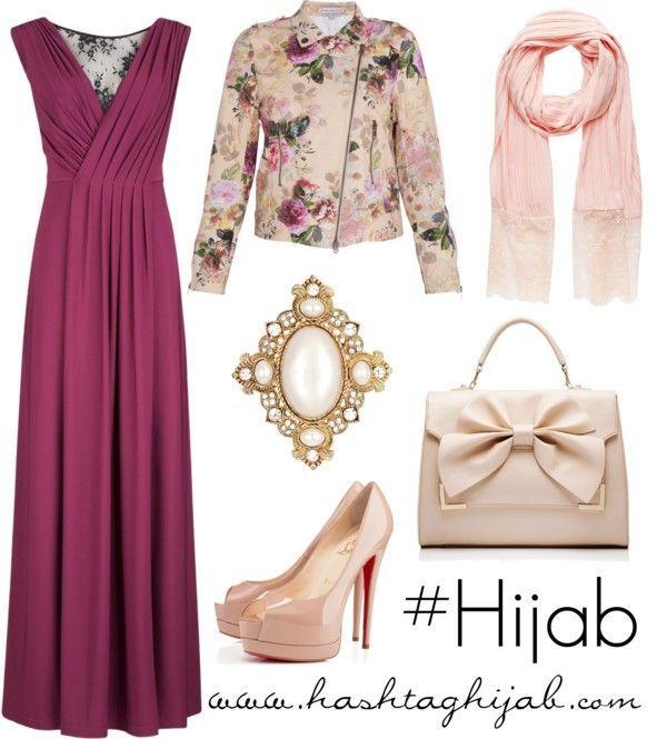 Hijab Outfit Hijab Fashion 2016/2017: Sélection de looks tendances spécial voilées Look Descreption Hashtag Hijab Outfit