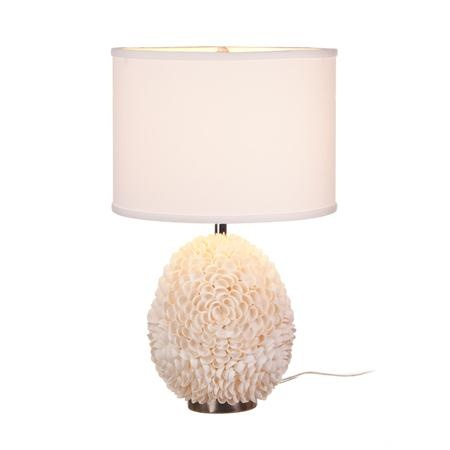 shell table lamp products technology pinterest. Black Bedroom Furniture Sets. Home Design Ideas