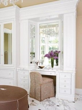 Bathroom   Perfect Vanity Makeup Corner/area For Design Ideas Interior  Design Part 71