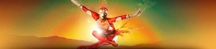 Cirque du Soleil Mystere...amazing!