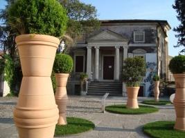 Giardino della Lepre marzolina: our temporary garden in Bassano del Grappa