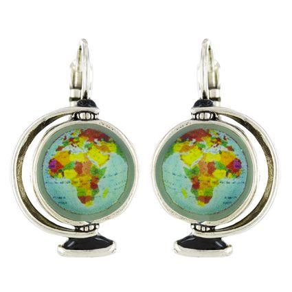 Boucles d'oreilles TARATATA. Bijoux créateurs. En vente en boutique et sur notre site internet : http://www.bijouterie-influences.com/search.php?search_query=maths