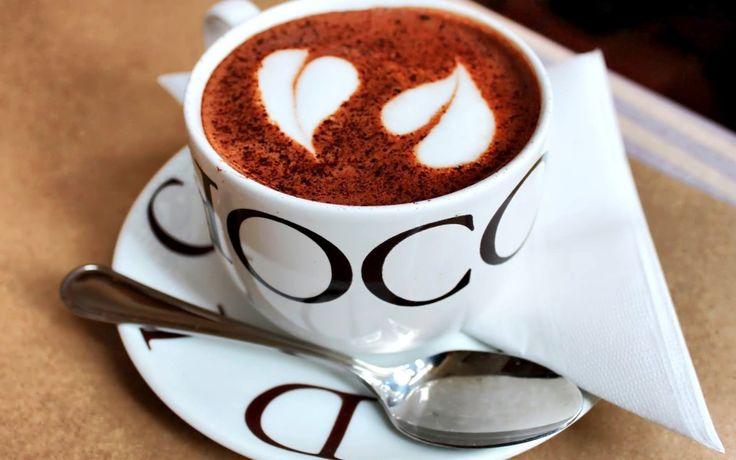 Espresso Yourself: 25 Pieces of Latte Art Worth Instagramming via Brit + Co
