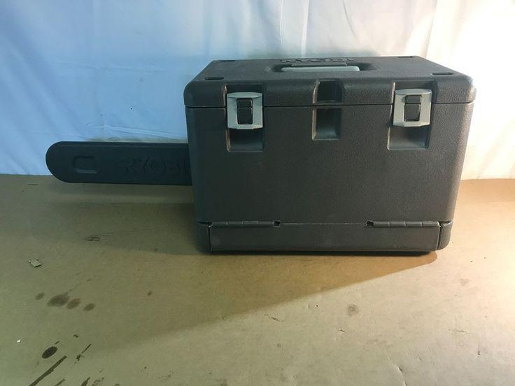 Ryobi RY3716 16 in. 37cc 2-Cycle Gas Chainsaw with Heavy Duty Case LQ006155.11 #Ryobi