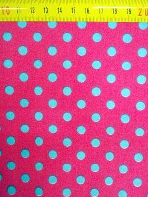 BB-stip pink-aqua M
