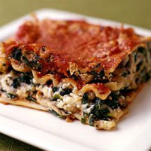 Drie kazen lasagne Recept | Weight Watchers Nederland