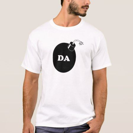 Da Bomb T-Shirt - click to get yours right now!