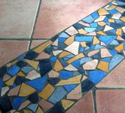 Die besten 25+ Mosaik selber machen Ideen auf Pinterest Selber - trittplatten selber machen