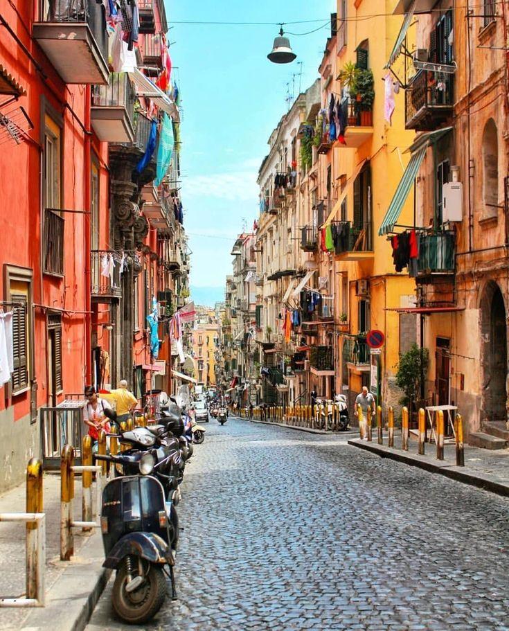 Naples, Italy #italyvacation