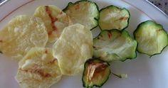 ¿Cómo hacer chips de verduras en el microondas?