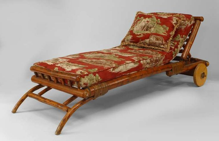 1920 S Old Hickory Chaise Chaise Old Hickory Old