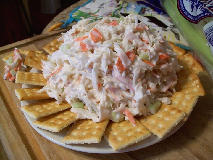 Crab Salad Recipe - My Kitchen Magazine | Food | Pinterest | Crab ...