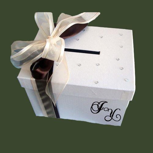 Wedding Envelope Holders on Pinterest Wedding card boxes, Wedding ...