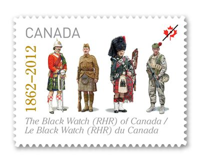 The Black Watch (Royal Highland Regiment) of Canada was founded in Montreal in 1862 as the 5th Battalion, Volunteer Militia Rifles of Canada. Tens of thousands of Canadians have served in Canada's Black Watch in foreign wars, United Nations peacekeeping and stabilization missions, NATO interventions and crises at home. Its distinguishing emblem, The Red Hackle, is proudly worn as a symbol of tradition, duty and sacrifice.