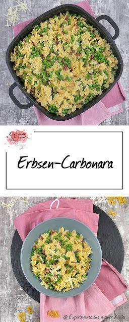 Erbsen-Carbonara | Rezept | Kochen | Weight Watchers
